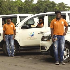 Port Blair Airport Pickup (Outside City Limits)