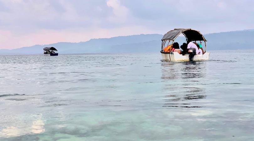 Jolly Bouy Island And Wandoor Beach Andaman Trip