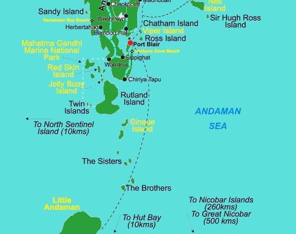 Cinque Island