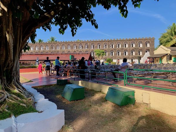 Sightseeing To Cellular Jail and Light and Sound Show