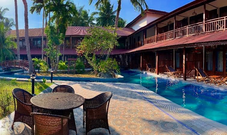 Andaman New Year Luxury Package