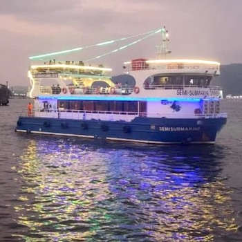 Semisubmarine Dinner Cruise With Live Music, Dinner & More