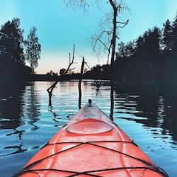 Night Kayaking in Havelock Island