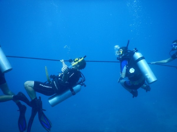 PADI Open Water Certification Course in Havelock