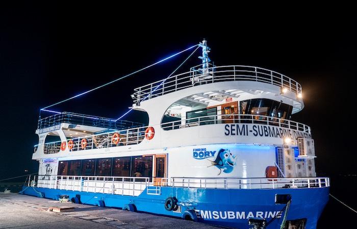 Semisubmarine Dinner Cruise With Live Music, Dinner & More