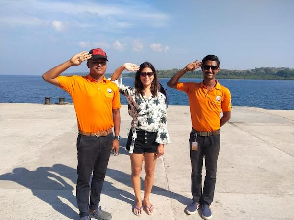 Week Long Andaman Tour with Jolly Bouy