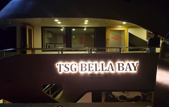 Evening  Cruise Bella Bay in Port Blair